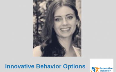 Innovative Behavior Options Staff Spotlight: Ava