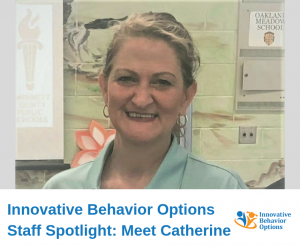 Meet Catherine of Innovative Behavior Options