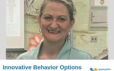 Innovative Behavior Options Staff Spotlight: Meet Catherine