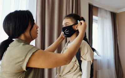 Tips to Help Kids with Autism Learn to Wear Face Masks